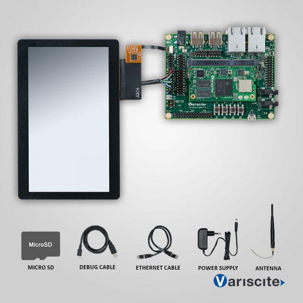 VAR-SOM-AM43 development kit
