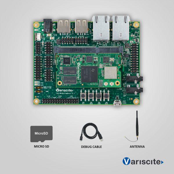 VAR-SOM-AM43 starter kit
