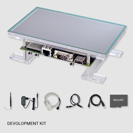 shop VAR-SOM-MX6 development kit