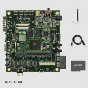 shop VAR-SOM-MX6 starter kit