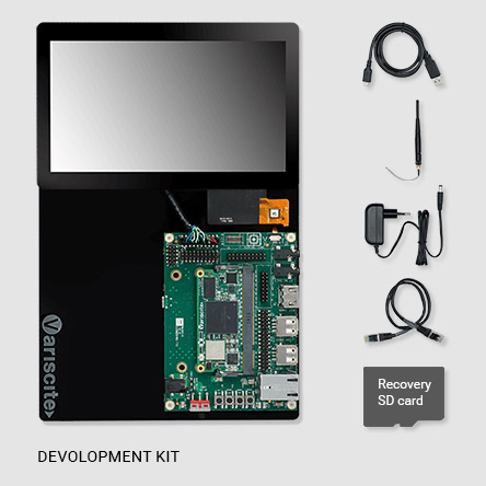 shop VAR-SOM-SOLO development kit