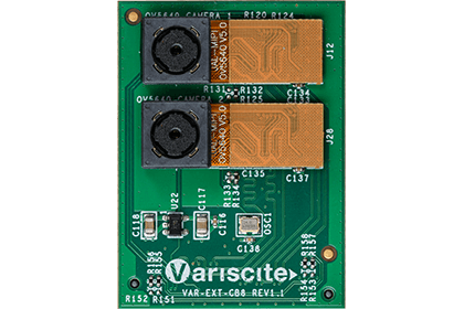 VCAM-5640S : Serial Camera Board