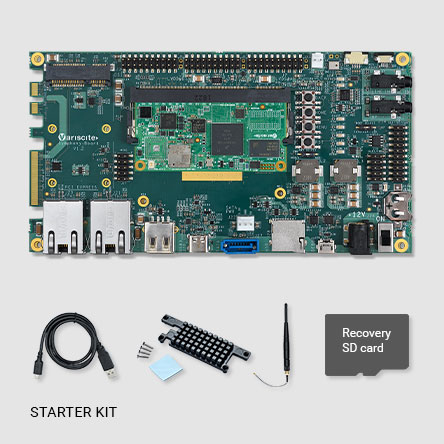 shop VAR-SOM-MX8M-NANO Starter Kit